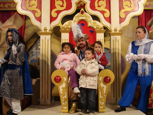 The 3 Kings! Fiesta de los Reyes