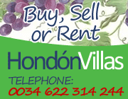 Rent in Hondon Valley