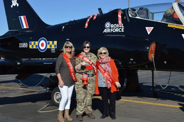 RBL and Hondon Poppy Appeal