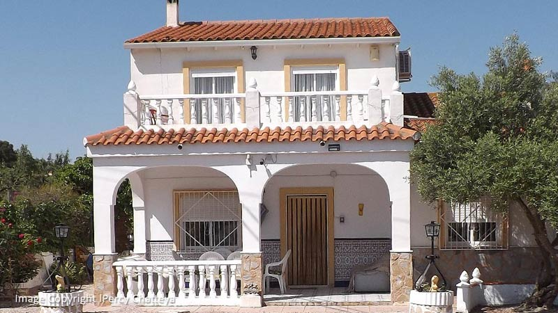 Hondon de los Frailes Holiday Rental Home
